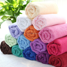 plush microfiber cleaning towel sheets