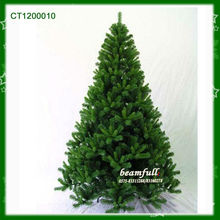 Natural Look Christmas Tree Artificial Tree With LED Light