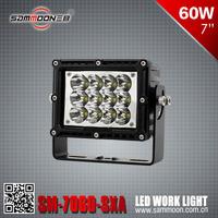 Heavy duty truck light 4WD rock crawler