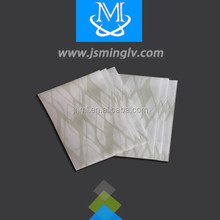 2015 disposable bus/airline/high speed non woven ultrasonic seal pillowcase