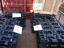 Track Shoe for MANITOWOC 4000 CRAWLER CRANE