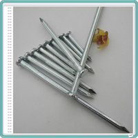 45# Carbon Steel Concrete Nails Cheap/Hardened Steel Nails