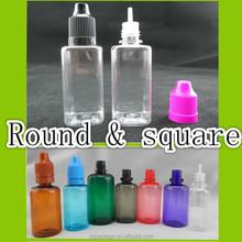Whosale 10ml pet plastic dropper bottles for eye drop, e liquid, e cig oil, vape, cosmetic serum, etc