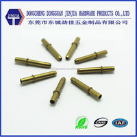 Guangdong OEM precision brass pin electrical pogo pin connector