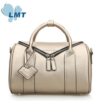 Factory Direct high quality women genuine leather handmade bag