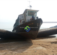 With indonesia rubber pneumatic rubber fender used for vessel/tugboat/boats