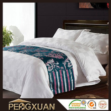 china manufacture 100% cotton jacquard white cheap bed sheets for sale