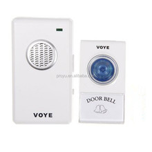New Portable Digital Wireless Door Bell Doorbell Door Gate 38 Chime Song PY-V002A