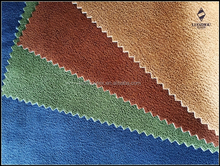 2015 new pu leather fabric for sofas