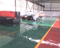 Maydos Floor Polishing for Concrete and Special Concrete Sealer Coatings