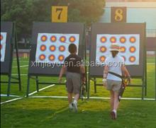 custom XPE foam archery targets for archery training, newly designed bow and arrows shooting archery targets. archery sport
