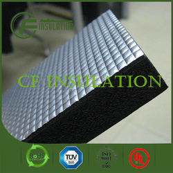 Insulated Duct XPE Foam Thermal Insulation Materials