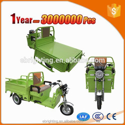3 wheel electric trike adult electric tricycle cargo