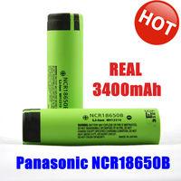 li ion 18650 3400mah battery cell for Panasonic NCR 18650B