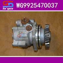 Howo A7 original parts WG9925470037 hydraulic pump