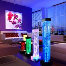 romantic party led lighting aquarium tube party decoration