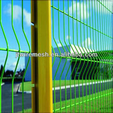 PVC/Powder Coated Welded Wire Mesh Fence /Multi-use Fence (Factory)