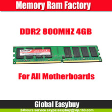 Retail buying full compatible ddr2 4gb mobile memory card price