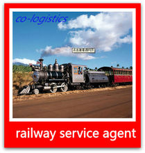 Railway shipping service from China to St Petersburg ----- Frank ( skype: colsales11 )