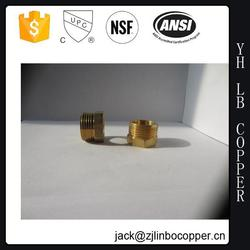 217-01 brass ppr pipe fitting (BRASS MALE SWEAT ELBOW90(BARB X MALE SWEAT)FTG.)(LEAD FREE)