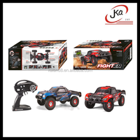 1/12 mini Electric RC Car 2.4g High Speed Fighter 4WD Short Course Truck Buggy 4x4 Car Off Road/RC Toy For Sale