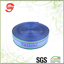 Blue Jacquard Webbing of 1mm thickness