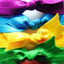 top quality wholesale elastic hair ties for kids