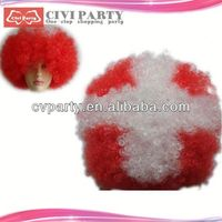 Wholesale hair wig,cheap colourful party wigs swiss lace for hair ventilation