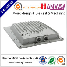 aluminium diecast die casting pcb enclosure for WIFI products