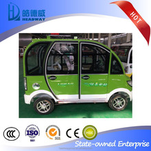 Four door four wheel new energy mini electric car by headway group
