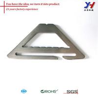ODM OEM custom name laser inscription belt buckle backs