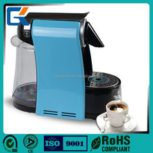 Newest 19 bars semi automatically italian capsule coffee machine for sale