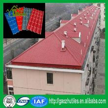 10years color lasting high weather resistance excellent quality synthetic thatch roof