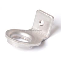 Air Conditioner PTC Heat Sink Strip 0.8mm SUS201 L shape bracket