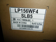 "15.6"" Full HD Panel LP156WF4-SLB5 with Original Package LP156WF4-SLB5"