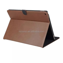 Genuine Leather Case For iPad Pro, Real Leather Case Flip Case For iPad Pro 12.9""