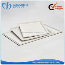 ABS plastic inflight product white customized bar serving tray
