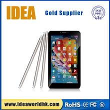 Mobile Tablet PC Kitkat 2G GSM 850 900 1800 1900 WIFI 802.11 b/g/n