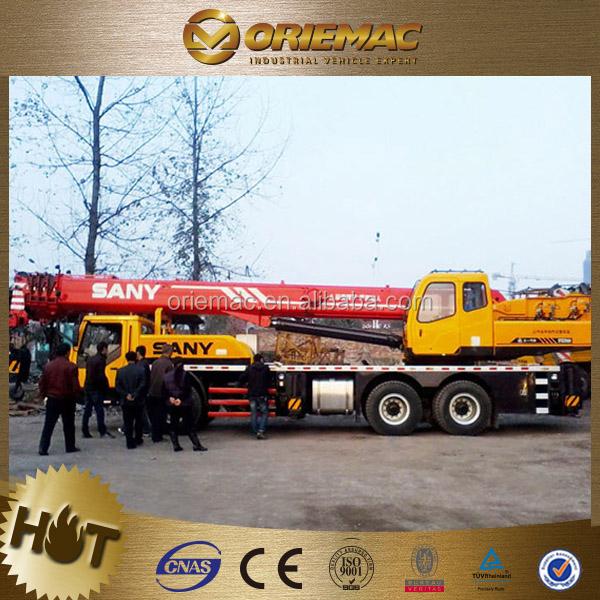 Mobile Crane Dubai : Ton sany mobile crane stc for sale in dubai buy