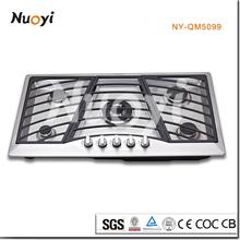 Nuoyi 2014 cocina a gas/estufa a gas/estufas amesti