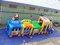 Thomas the tren camas elásticas, inflable thomas the tren, thomas camas elásticas