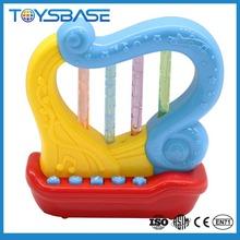 Brinquedo instrumentos musicais do bebê primeiros aprendizagem mini harpa
