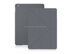 2015 new model tablet leather cover case for iPad mini 4