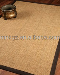 home use,hotel use soft sisal carpet
