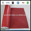 1-20mm Thickness High Quality Wear Resistance and Anti-abrasion RED Rubber Flooring Mat For Rubber Lining