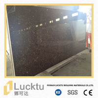 Environmental product artificial quartz stone slab with widely used