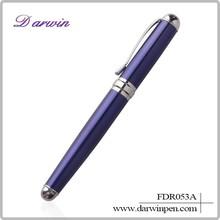 good quality cheap metal pen,Classic Balck Heavy promotional metal roller pen
