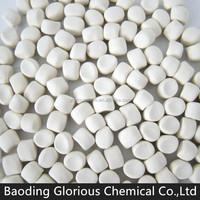 Environment friendly chemical formula of natural rubber TDEC