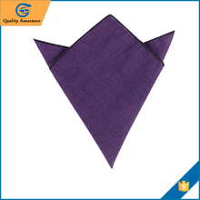 Pocket Square Fashion Adult Cotton Polyester Handkerchief