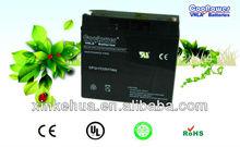 Shen Zhen UPS Battery /Solar Battery 12V17AH